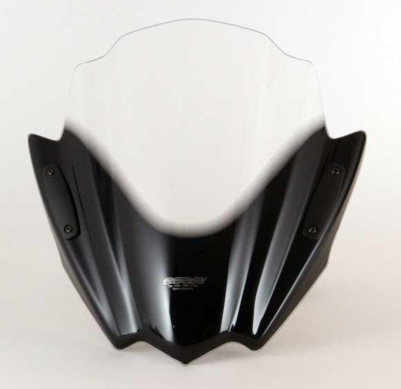 MRA Racing Screen Yamaha XJ 600 N / 650 N / 750 N, XJR 1200 / 1300 SP Naked Bike, XS 850, XT 125 / 500